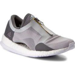 Buty sportowe damskie: Buty adidas - PureBoost X Tr Zip BB3289 Gretwo/Silvm