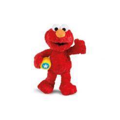 Nici  Maskotka Elmo 35 cm - czerwony. Czerwone przytulanki i maskotki marki NICI. Za 86,00 zł.