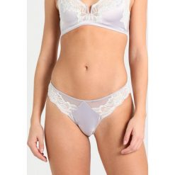 Majtki damskie: Calvin Klein Underwear THONG Stringi winter mist