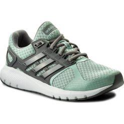 Buty adidas - Duramo 8 W CP8754  Ashgrn/Grethr/Grethr. Niebieskie buty do biegania damskie marki Salomon, z gore-texu, na sznurówki, gore-tex. W wyprzedaży za 199,00 zł.