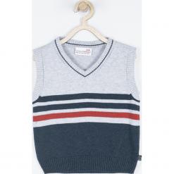 Sweter. Niebieskie swetry chłopięce SUPER COOL, z bawełny. Za 59,90 zł.