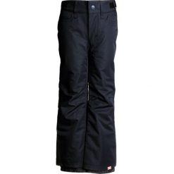 Roxy BACKYARD Spodnie narciarskie true black. Białe spodnie sportowe damskie marki Roxy, l, z nadrukiem, z materiału. W wyprzedaży za 411,75 zł.
