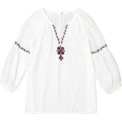 Bluzki dziewczęce z długim rękawem: Bluzka z ludowym haftem, długi rękaw 10-16 lat