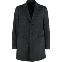 Płaszcze męskie: Benetton Krótki płaszcz mottled black