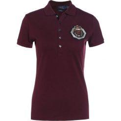 T-shirty damskie: Polo Ralph Lauren Koszulka polo autumn wine