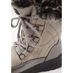 Ilse Jacobsen BAZE Botki sznurowane silver/grey. Brązowe buty zimowe damskie marki Alma en Pena, z materiału, na obcasie. W wyprzedaży za 429,50 zł.