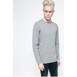 Swetry klasyczne męskie: Lee – Sweter
