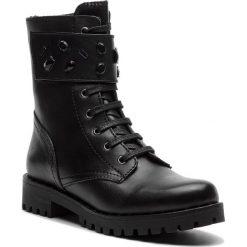 Trapery LASOCKI - L388 Czarny 1. Czarne buty zimowe damskie Lasocki, ze skóry. Za 279,99 zł.