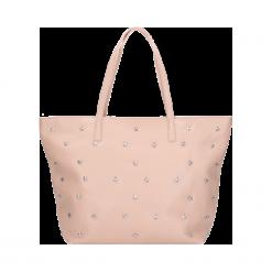 Torebka damska. Różowe torebki klasyczne damskie Wojas, duże. Za 499,00 zł.