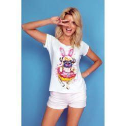 Bluzka t-shirt buldog k118 - 1