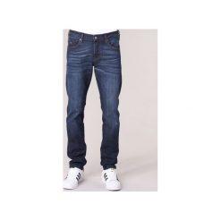 Jeansy straight leg Scotch   Soda  RALSTON. Niebieskie jeansy męskie marki Adidas, m. Za 351,20 zł.
