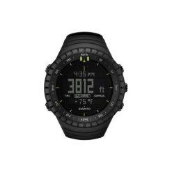 Zegarek wysokościomierz kompas. Czarne zegarki damskie Suunto. Za 979,99 zł.