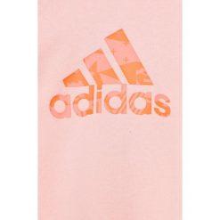 Spodnie dresowe dziewczęce: adidas Performance – Komplet dresowy dziecięcy 62-104 cm