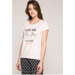 Henderson Ladies - Piżama Danni. Szare piżamy damskie marki Henderson Ladies, l, z elastanu. W wyprzedaży za 59,90 zł.