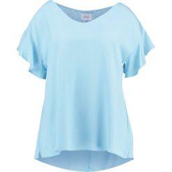 Bluzki asymetryczne: Zizzi Bluzka turquoise
