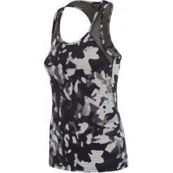 4f Koszulka damska H4Z17-TSDF001 czarno-biała r. M. Białe topy sportowe damskie marki 4f, m. Za 66,95 zł.