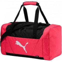 Puma Torba Sportowa Fundamentals Sports Bag S Paradise Pink. Różowe torby podróżne Puma, w paski. Za 89,00 zł.