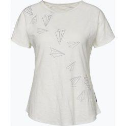 T-shirty damskie: Lieblingsstück – T-shirt damski, beżowy