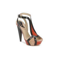 Sandały Etro  3505. Czarne sandały damskie Etro. Za 2071,20 zł.