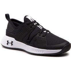 Buty UNDER ARMOUR - Ua Showstopper 2.0 3020542-001 Blk. Czarne buty fitness męskie marki Under Armour, z materiału. W wyprzedaży za 269,00 zł.
