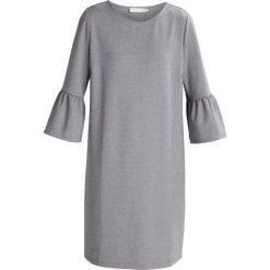 Sukienki hiszpanki: Betty & Co Sukienka letnia middle silver melange
