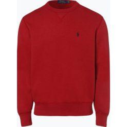 Polo Ralph Lauren - Męska bluza nierozpinana, czerwony. Czerwone bejsbolówki męskie Polo Ralph Lauren, l. Za 659,95 zł.