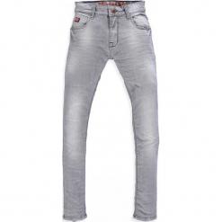 """Dżinsy """"Hodge"""" w kolorze szarym. Szare spodnie chłopięce marki Cars Jeans. W wyprzedaży za 77,95 zł."""