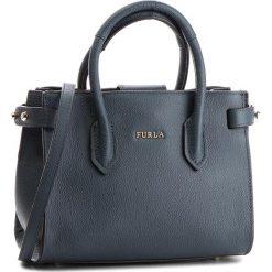 Torebka FURLA - Pin 978762 B BQM3 OAS Ardesia e. Szare torebki klasyczne damskie Furla, ze skóry. Za 1290,00 zł.