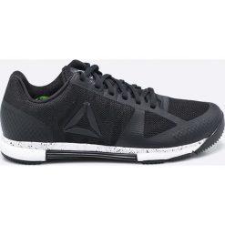 Reebok - Buty Speed TR. Czarne buty sportowe damskie Reebok, z materiału. W wyprzedaży za 269,90 zł.