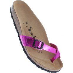 """Chodaki damskie: Japonki """"Petunia"""" w kolorze fioletowym"""