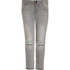 Chinosy chłopięce: GEORGE GINA & LUCY girls CANNES  Jeansy Slim Fit bleached grey