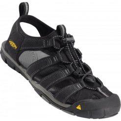 Keen Sandały Męskie Clearwater Cnx M Black/Gargoyle Us 10 (43 Eu). Czarne sandały męskie marki Keen. W wyprzedaży za 265,00 zł.