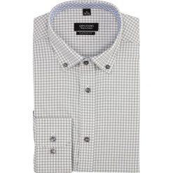 Koszula bexley 2691 długi rękaw custom fit szary. Szare koszule męskie marki Recman, m, z długim rękawem. Za 139,00 zł.