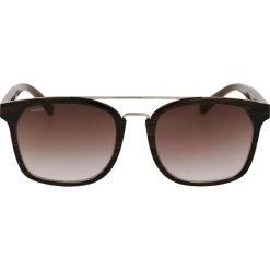 Okulary przeciwsłoneczne męskie: Brązowe okulary przeciwsłoneczne męskie