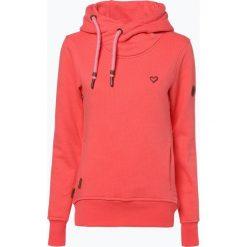 Bluzy damskie: Alife& Kickin - Damska bluza nierozpinana – Sarah, czerwony