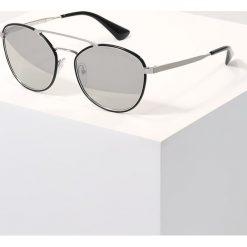 Okulary przeciwsłoneczne męskie: Prada Okulary przeciwsłoneczne black /light grey/mirror silvercoloured