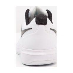 Nike Performance AIR ZOOM PRESTIGE CLY Obuwie do tenisa Outdoor white/black. Białe buty do tenisa męskie marki Nike Performance, z gumy. Za 419,00 zł.