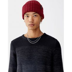 Cieniowany sweter. Czarne swetry klasyczne męskie marki Pull&Bear, m. Za 109,00 zł.