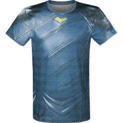 T-shirty męskie z nadrukiem: Thor Loki Armor – Cosplay T-Shirt wielokolorowy