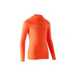 Podkoszulek Keepdry 500. Czerwone odzież termoaktywna męska KIPSTA, ze skóry. Za 39,99 zł.