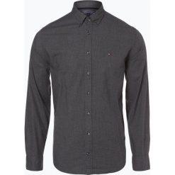 Koszule męskie na spinki: Tommy Hilfiger - Koszula męska, szary