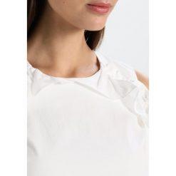 Bluzki asymetryczne: Navy London ELLA Bluzka white