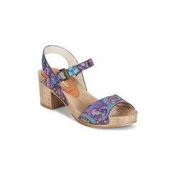 Sandały Ippon Vintage  SOK POWER. Fioletowe rzymianki damskie Ippon Vintage. Za 328,30 zł.