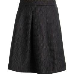 Spódniczki trapezowe: Kaffe Spódnica trapezowa black deep/chalk