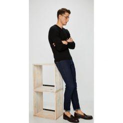 Pierre Cardin - Sweter 72545.2000.55301. Szare swetry klasyczne męskie marki Pierre Cardin, l, z bawełny. W wyprzedaży za 299,90 zł.