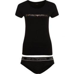 Piżamy damskie: Emporio Armani PAJAMAS SET Piżama black