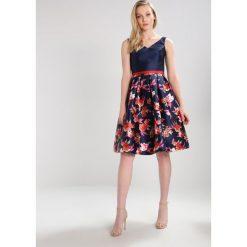 Sukienki hiszpanki: Chi Chi London Tall LORI Sukienka letnia navy
