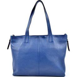 Torebka w kolorze kobaltowym - (S)46 x (W)28 x (G)11 cm. Niebieskie torebki klasyczne damskie Bestsellers bags, w paski, z materiału. W wyprzedaży za 289,95 zł.