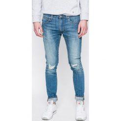 Lee - Jeansy LUKE. Niebieskie rurki męskie marki Lee, z bawełny. W wyprzedaży za 229,90 zł.