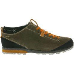 Buty trekkingowe męskie: BUTY AKU M'S BELLAMONT SUEDE GTX BEIGE/ORANGE